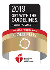 2019 Heart Failure Gold Plus Award