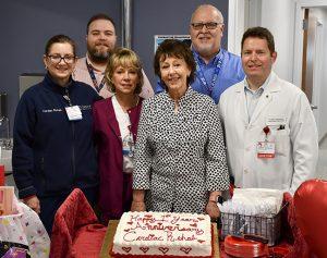 One-Year Anniversary of Cardiac Rehabilitation