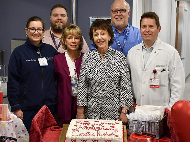 One-Year Anniversary of Cardiac Rehabilitation
