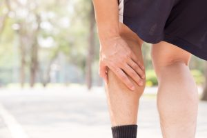 Cramp in leg