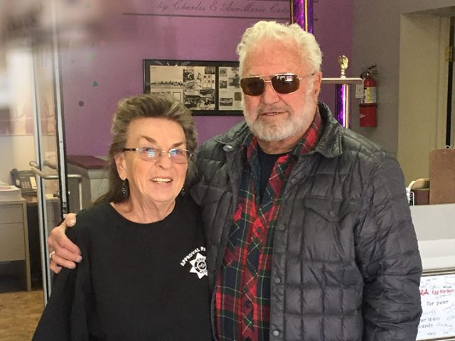 Carol Henry and Spouse