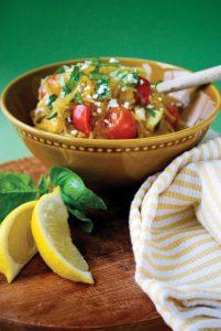 Italian Style Spaghetti Squash