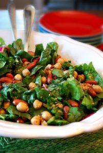 Super Spinach Salad