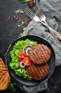 Crispy Garden Burger