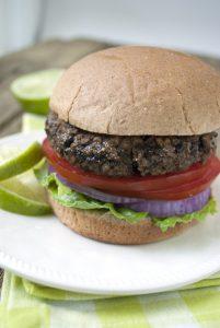 Grilled Harvest Burger