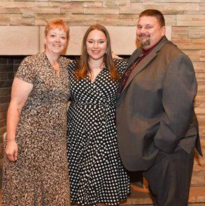 Andy Dellolio and Family