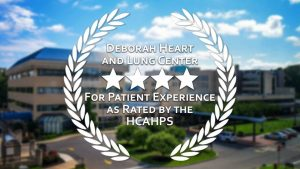 Deborah Receives 4-Star Federal Rating for Patient Satisfaction