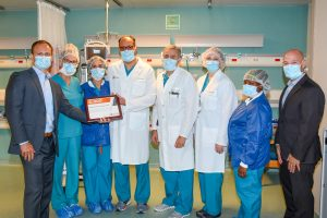 Stereotaxis 2000th procedure milestone