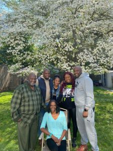 Richard Young Family