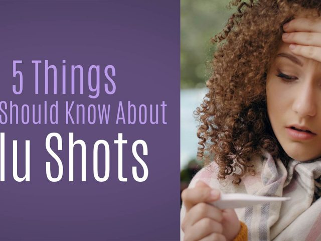 Video: 5 Things You Should Know about Flu Shots