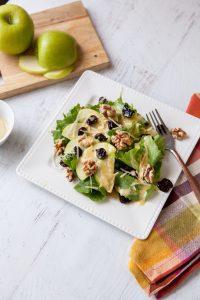 Escarole Salad with Apples