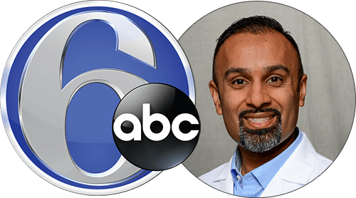 Ketan Gala, MD on 6abc