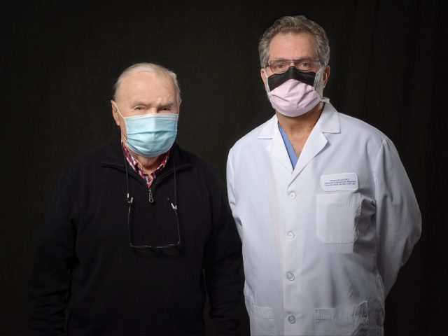 Ken Thomas and Richard Kovach, MD