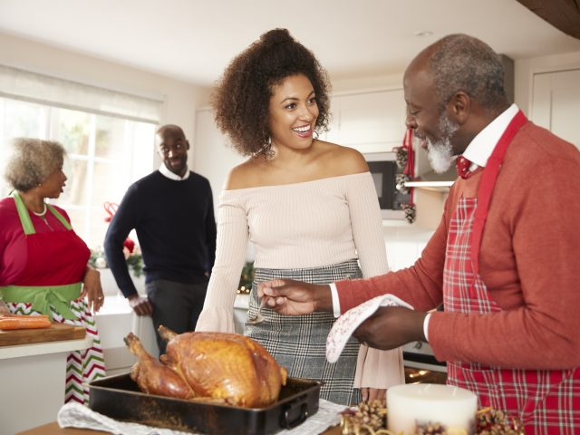 5 Healthy Holiday Cooking Substitutions