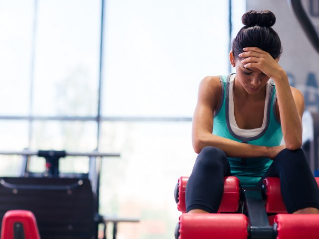 Are You Too Sick to Work Out?