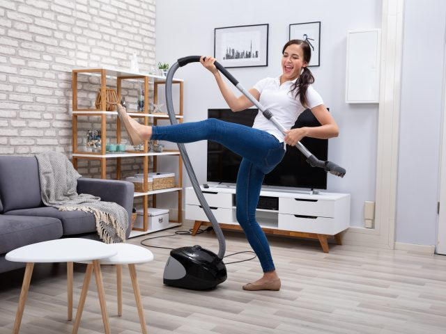 5 Ideas to Move More When You're Home a Lot