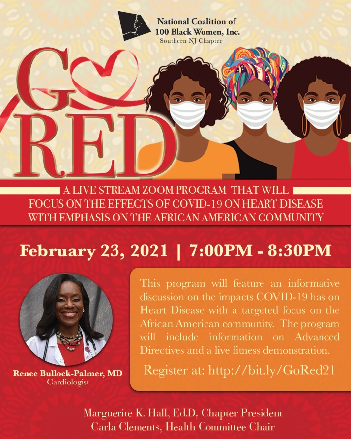 Go Red Event