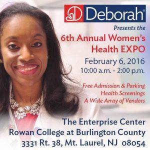 Deborah Presents 2016 Women's Expo