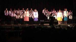 2016 Burlington Entertainers