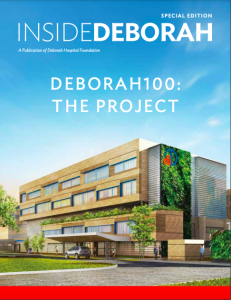 magazine cover for deborah100