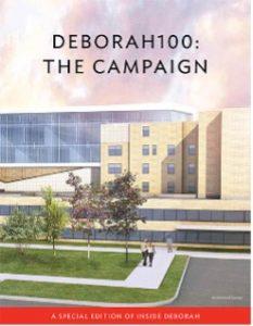 Deborah100: The Campaign Cover