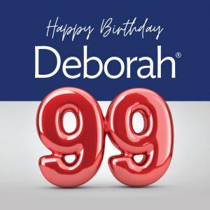 Happy Birthday Deborah: 99