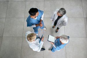 Healthcare is a team effort